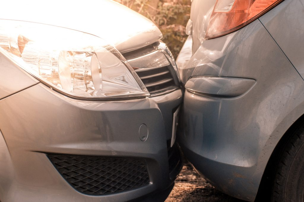 third of adults have had collision or near miss