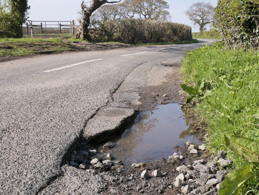 £15m fund given to councils to improve local roads across England