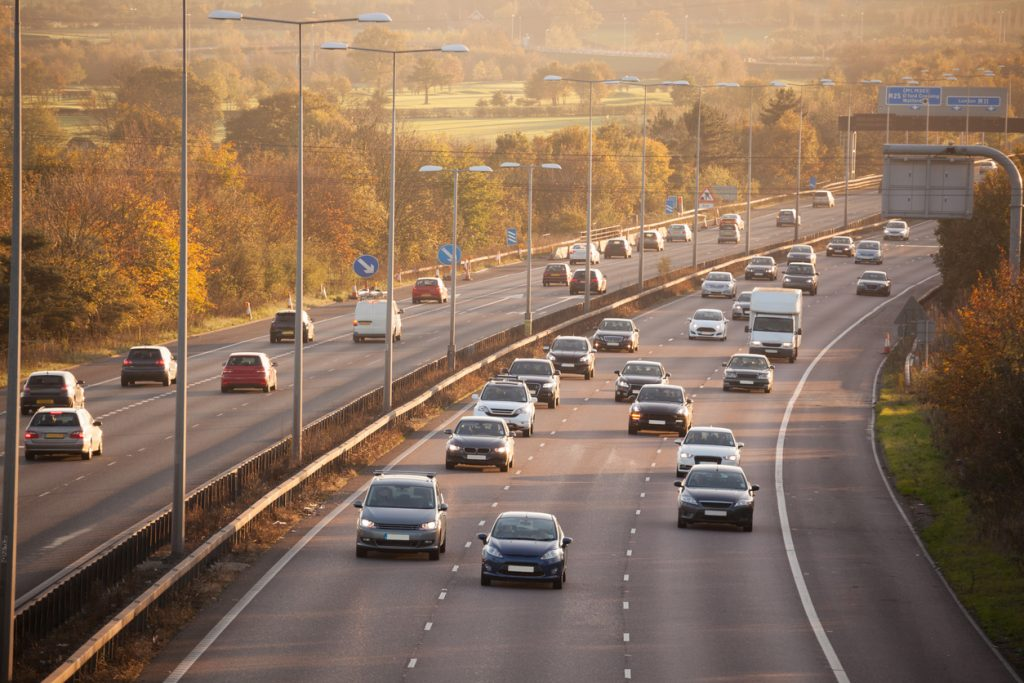 U-turns on motorways part of the 18,000 driving tickets issued by police