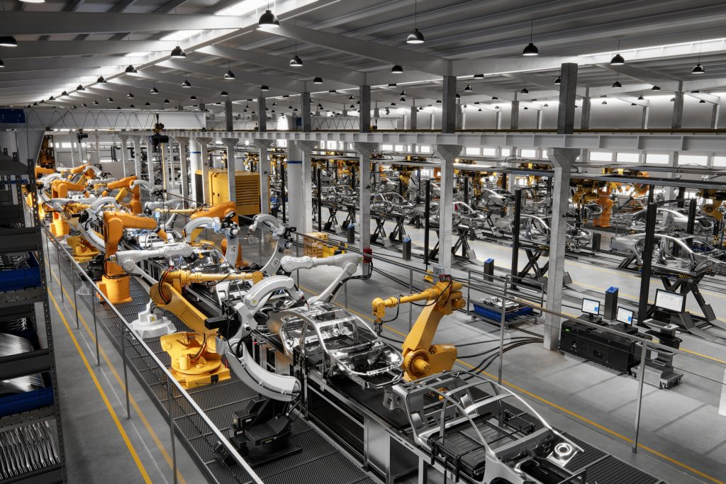 UK car production slumps to lowest level in over 60 years