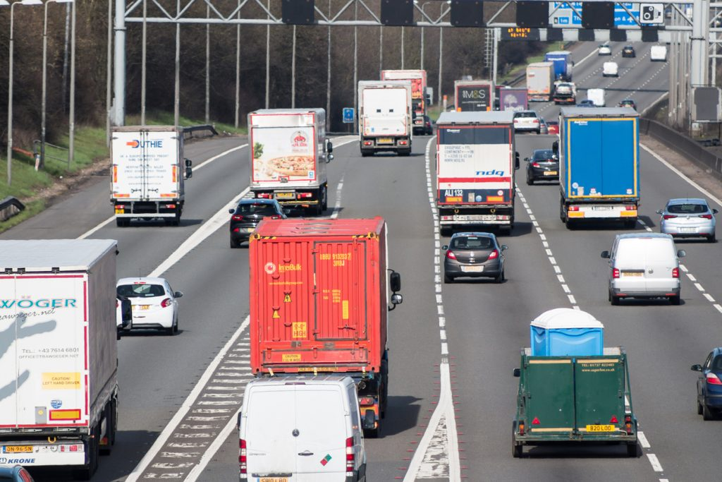 New government plans to tackle the lorry driving shortage
