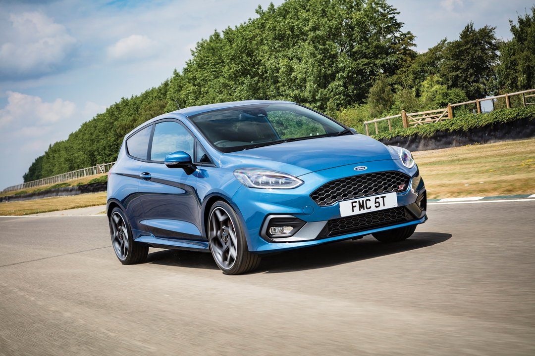 The Fiesta is good fun and remains a solid buy
